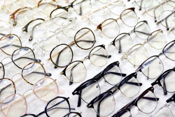 Boutique de lunettes Paris 13